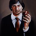 Homage To Steve Jobs by Emily Jones