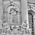 Homage To Wisconsin State Workers--abundance And Prosperity by David Bearden