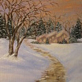 Home For Christmas by Carrie Mayotte