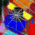 Home Sweet Spider Home by Mimo Krouzian