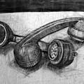 Homoerotic Phones by Richard Mclean
