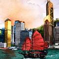 Hong Kong by V  Reyes