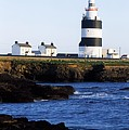 Hook Lighthouse, Co Wexford, Ireland by The Irish Image Collection