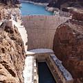 Hoover Dam II by Ricky Barnard