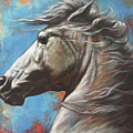 Horse Power by Harvie Brown