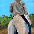 Horseback Ridding by Michael Lee