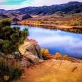 Horsetooth Lake Overlook by Jon Burch Photography