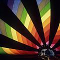 Hot Air Baloon by Steve Williams