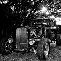 Hot Rod - Ford Model A by Bill Cannon