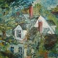 House In Gorham by Joseph Sandora Jr