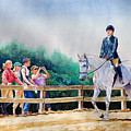 Hunter Equitation by Michael Prout