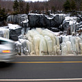 Hwy Ice   by Doug Gibbons