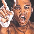 I Am The Greatest - Muhammad Ali by Kenneth Kelsoe