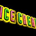 Ice Cream by David Lee Thompson