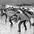 Ice Hockey, 1898 by Granger