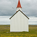 Icelandic Church by Elisa Locci
