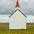 Icelandic Church by Elisa Locci