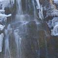 Icy Falls by Cynthia Cox Cottam