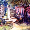 Idyllic Landscape by Stan Esson