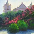 Iglesia - Juticalpa by Bunny Oliver