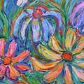Imaginary Flowers by Kendall Kessler