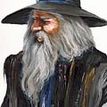 Impressionist Wizard by J W Baker