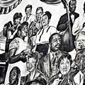 In Praise Of Jazz IIi by Steve Harrington