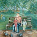 In  The Park 2 by Joseph Sandora Jr