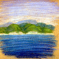 In View Of Tuapse by Alexandra Cook