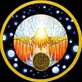 Incarnation   Mandala Series by Pam Ellis