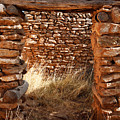 Indian Ruins Doorway by Matt Suess