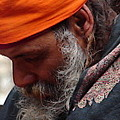 Indian Saint-6 by Anand Swaroop Manchiraju
