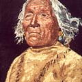 Indian Warrior by Stan Hamilton
