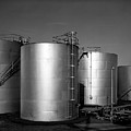 Industrial Storage Tanks by Lee Santa