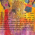 Inspiration Angels II by Angela L Walker
