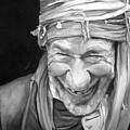 Iranian Man by Enzie Shahmiri