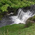 Ireland Waterfalls by Jeanette Oberholtzer
