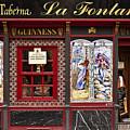 Irish Pub In Spain by John Greim
