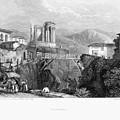 Italy: Tivoli, 1832 by Granger