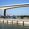 Itchen Bridge Southampton by Terri Waters