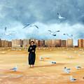 It's A Lonely City by Leonardo Ruggieri