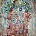 Ivy In Window by Joseph Sandora Jr