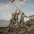 Iwo Jima by Brian Hustead