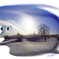 Jack Frost by Charles Stuart