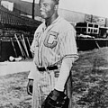 Jackie Robinson 1919-1972 In Kansas by Everett