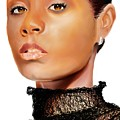 Jada Pinkett - Smith - 01 by Anthony Anthony ICONS