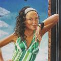 Jade Anderson by Bryan Bustard