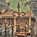 Jamaican Gate by Jane Linders