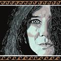 Janis Joplin by Suzanne Gee