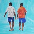 Jay Walkers by Usha Shantharam
